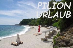 Pilion-Urlaub